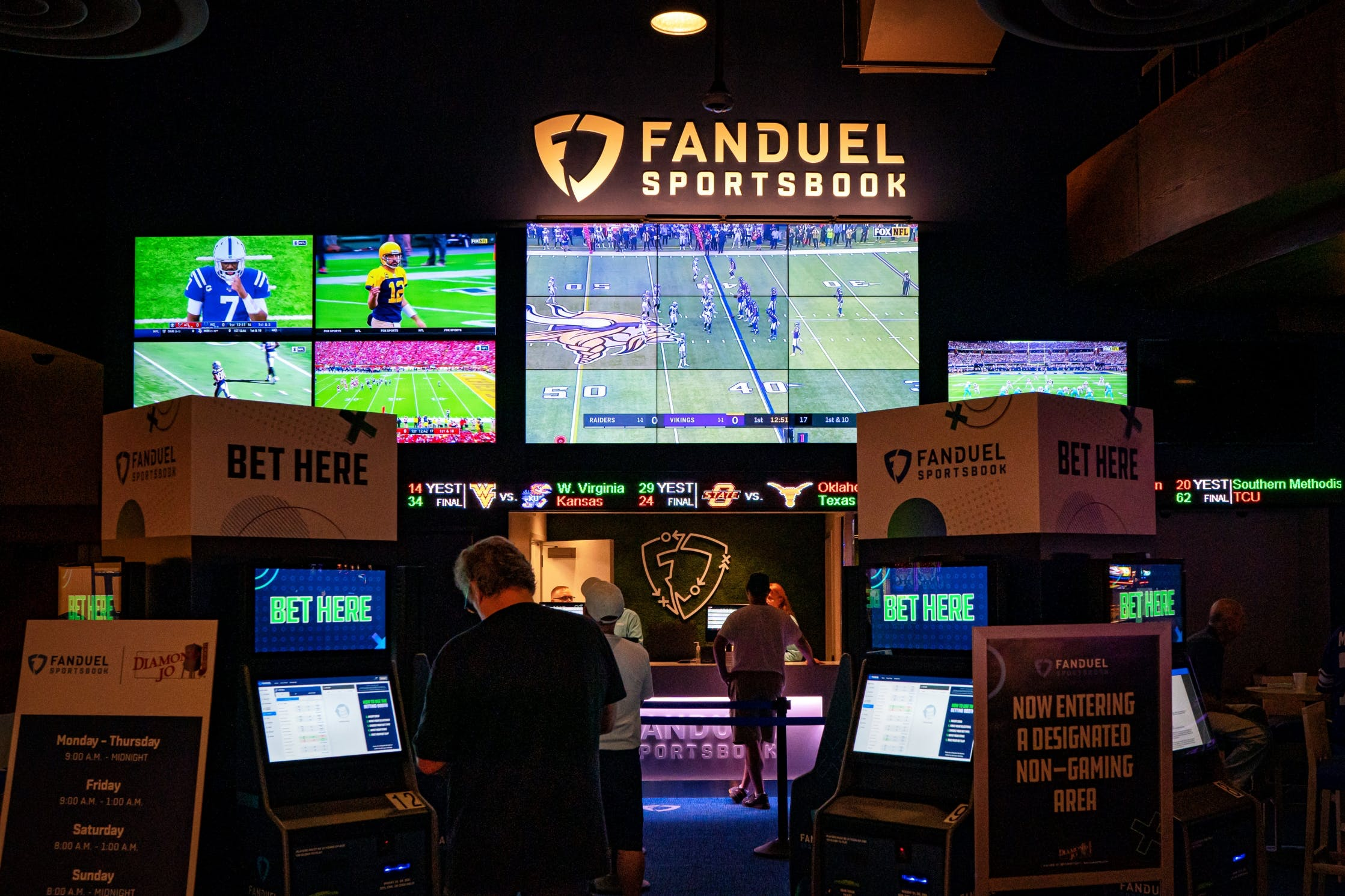 Sports Betting Online Is Legal In United States