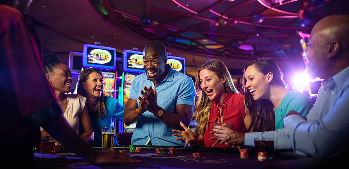 Benefit from Gambling - Learn These 10 Ideas