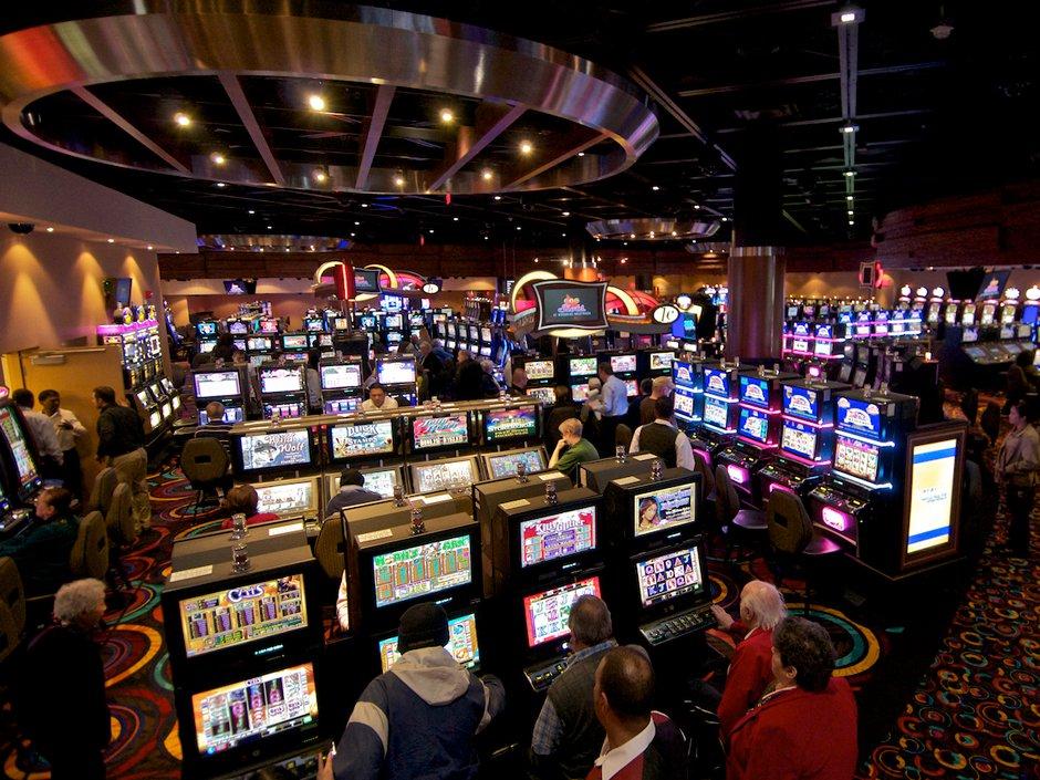 The Warning Casino